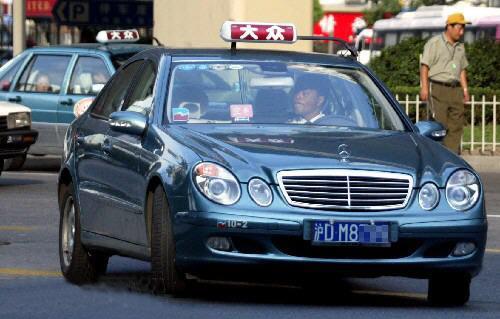 上海巡游出租汽车预约拟推新规:调度时不加价、不显示目的地